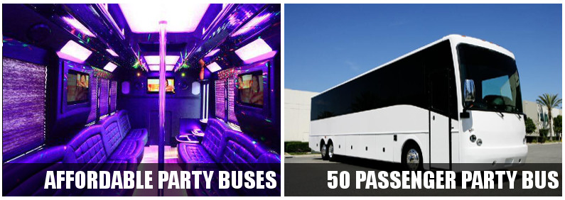 party buses greenville sc