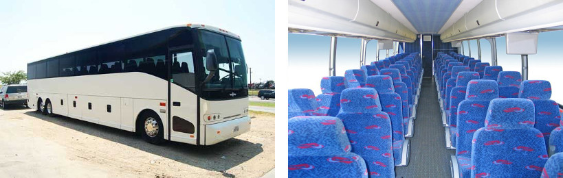 charter buses greenville sc