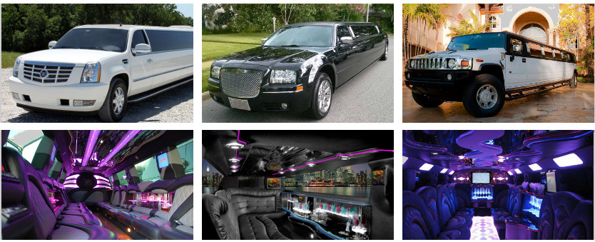 wedding limo service greenville