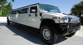 Hummer-Greenville-limo-rental