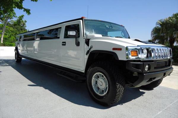 Hummer-Greer-limo-North-Charleston
