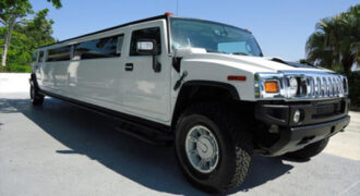 Hummer-Greer-limo-Spartanburg