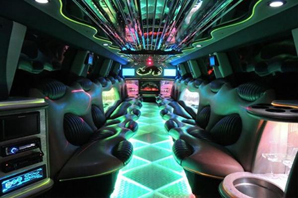 Hummer-limo-rental-Clemson