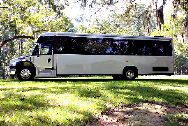Greenville 40 Person Shuttle Bus
